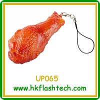 Attractive chicken legs shape usb 2GB&4GB&8GB flash disk