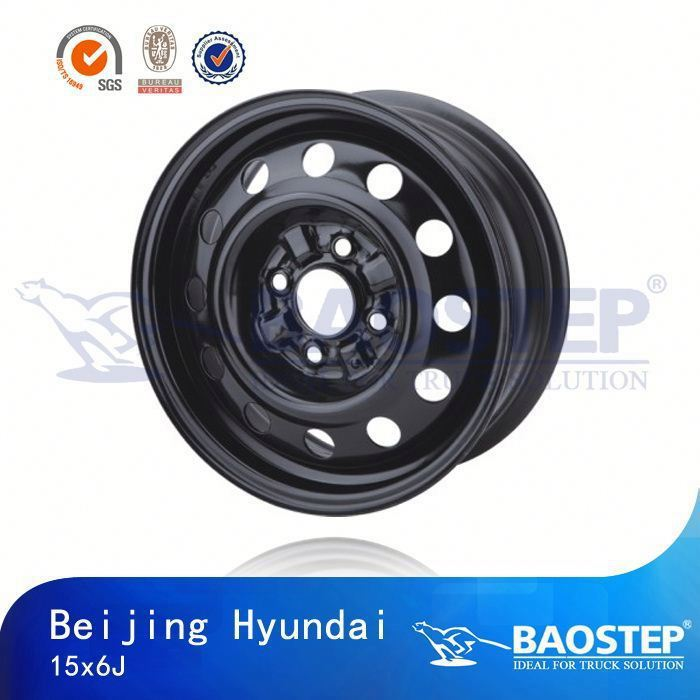 BAOSTEP Customized Design Supplier 24 Inch Steel Wheels