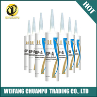 high performance neutral waterproof mildew antifugal weatherable silicone sealant