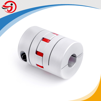 Cheaper price H7 standard Production OD25-34-5*8 motor jaw coupling Factory Directly