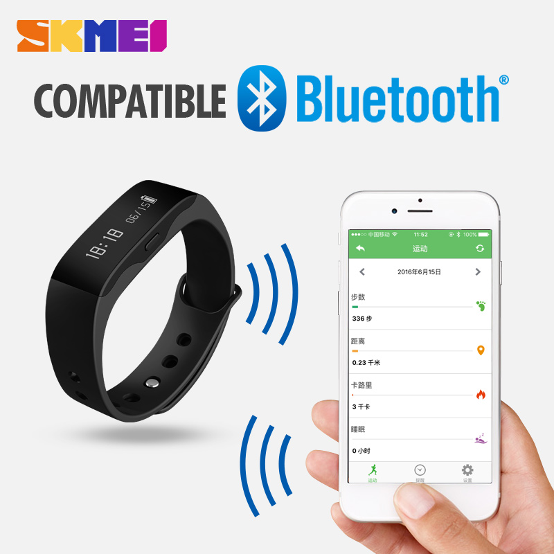 Skmei L28T smart watch phone bluetooth watches