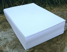 Wholesale glossy 300gsm sheet coated art paper
