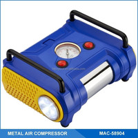 High Quality 12V Portable Air Compressor Mini Tire Inflator