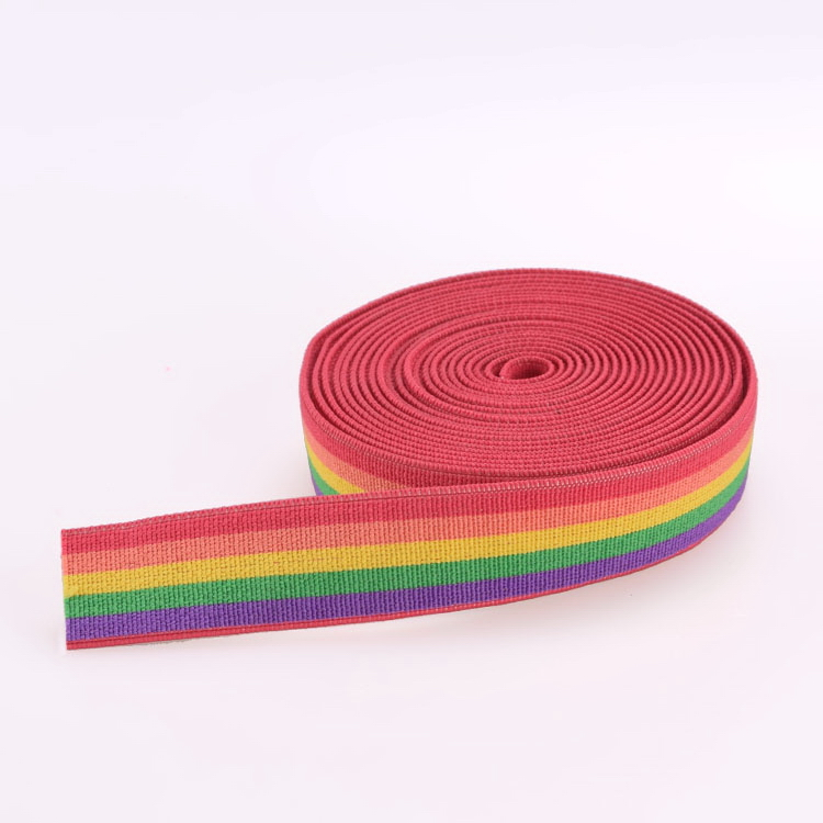 Excellent quality hot-sale polyester luggage elastic band