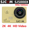 SJCAM SJ5000X 12MP IMX078 Sensor 4K Sport Action Camera SJ5000X Elite Edition