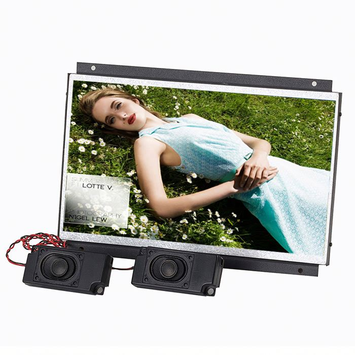 "42"" open frame lcd wall mount media player"