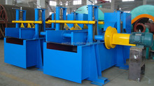 China new type waste paper pulp vibrating screen machine for paper and egg tray making