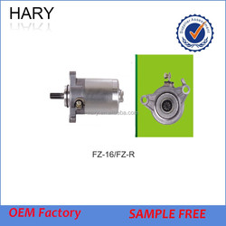 China Factory Motorcycle Parts Starter Motor for FZ16
