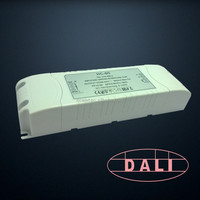 CE SAA approved dali dimmable driver 12V DC constant voltage for led strip light