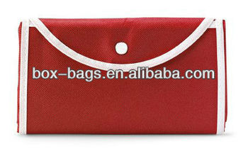 polyester foldable shoping bag
