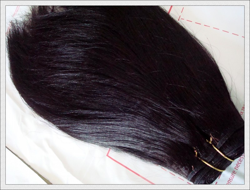 2014 new express yaki straight brazilian virgin hair extensions cheap hair weaving brazilian human hair