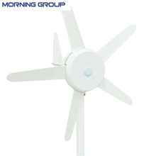 M-300 Power Turbine Kit Wind Generator 5 Blades DC 12V 24V windmill with Build-in Controller For Wind Solar Hybrid Street Light