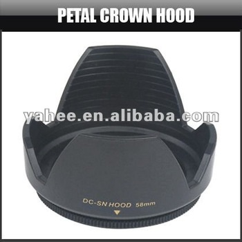18-55mm Petal Crown Lens Hood for Canon, YAD110A