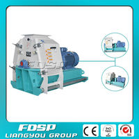 animal feed crushing machine / animal feed hammer mill for corn