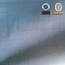 420D Double Thread Polyester Ripstop Oxford Fabric