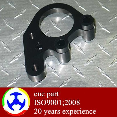 milling parts,cnc parts,customized motorcycle handle bar mount riser clamp oem parts aluminum motorcycle clamp
