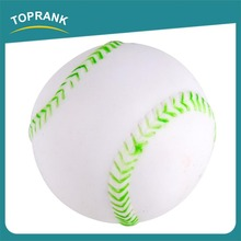 TOPRANK Supply Quality Wholesale Hot Sale Vinyl Small Dog Toy Balls