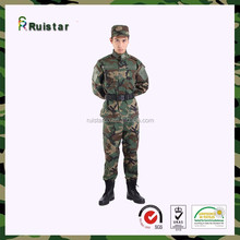 Wholesale Military Woodland Camouflage ACU Air Force Uniform