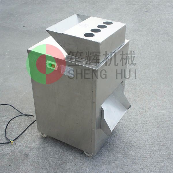 shenghui factory special offer fresh pork cube dicing machine QJ-1000