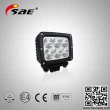 Mining LED Work Light 60W For Heavy Duty Industries Excavator Trucks Tractor/ LED work lamp for truck tractor light