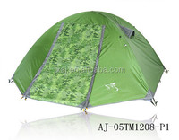 Outdoor travel camping tent double double outdoor aluminum pole tent