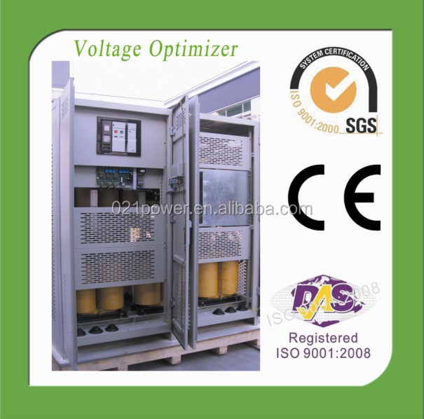400kva high accuracy non contact AC Current Type automatic voltage stabilizer