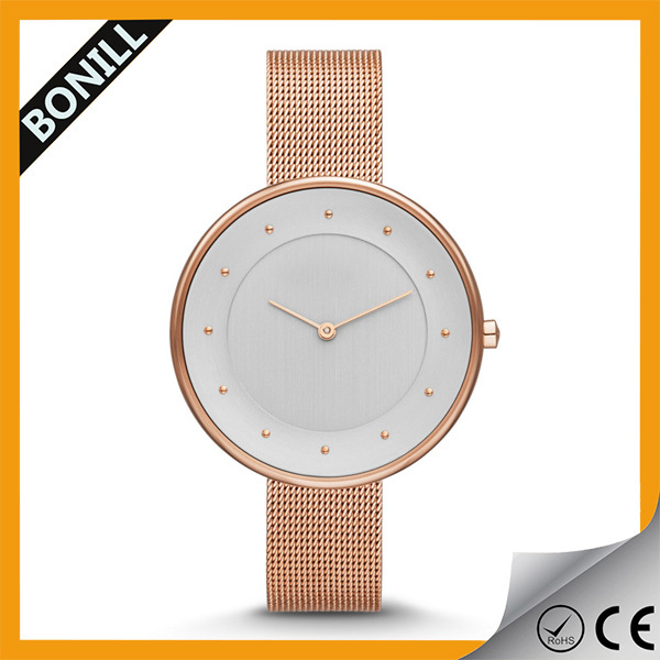 mesh watch oem,mesh metal watch,women watch oem 2015