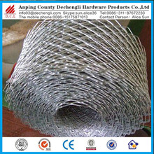 building materials expanded metal roll/coil mesh