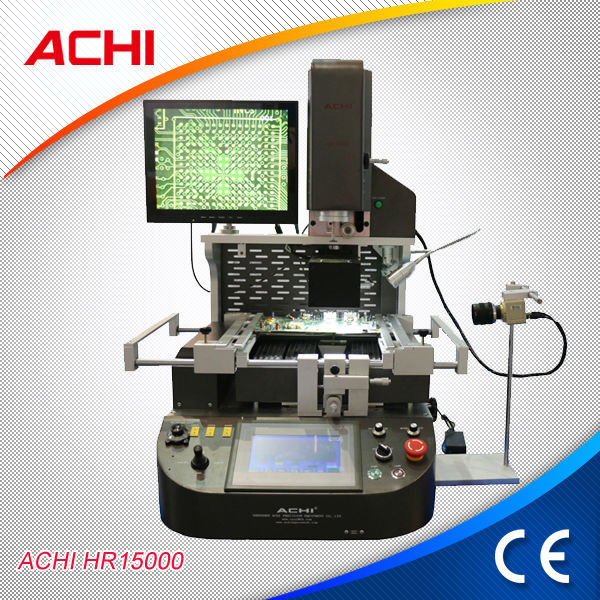 ACHI HR15000 CCD Camera Equipped Laser BGA Rework Station for Laptop Motherboard