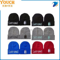 Supply Youch 2015 Brand New Adult Embroidered Knit Cap/Winter Hat /Beanie Cap----Best Sellers