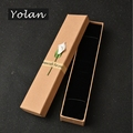 box for jewelry paper necklace jewelry box manufacturers Yiwu