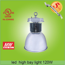 UL cUL listed Samsung chip warehouses 120W outdoor factory led high bay grow lighting lumens