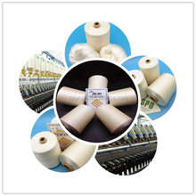 China 100% pure mulberry spun silk yarn ,dyed silk yarn and blended silk yarn with silk/viscose from TongXiang