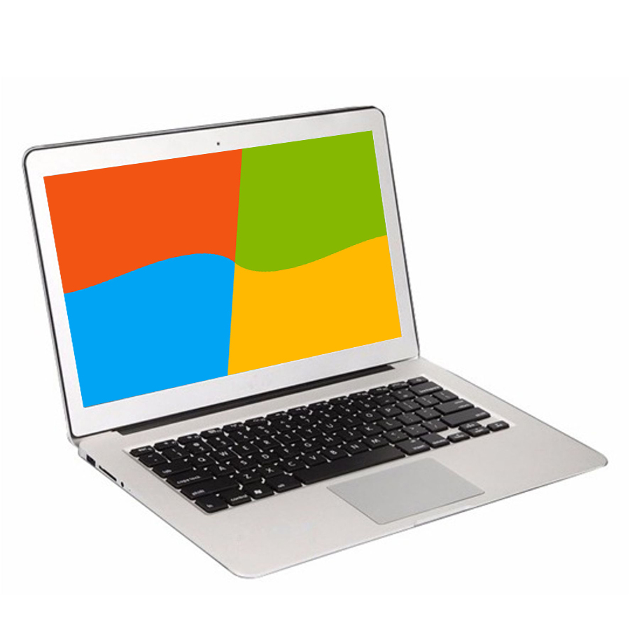Factory wholesale aluminum ultrabook 13.3 inch intel i7 5500u 3.0GHz CPU 8G ram 256G SSD <strong>laptops</strong>