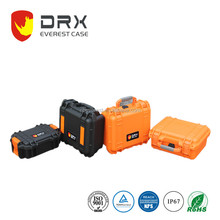 OEM IP67 rugged carrying suitcase plastic equipemnt waterproof hard case