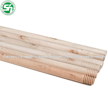Eco-friendly Natural Wooden Sweep Broom Handle