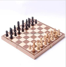 FQ brand Fengqing brand wooden international chess set with wooden chess set