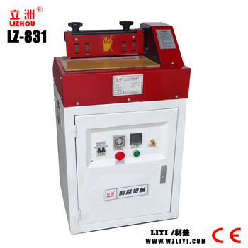 LZ-831 Stand Type Hot Cementing Machine With Low Price for shoes