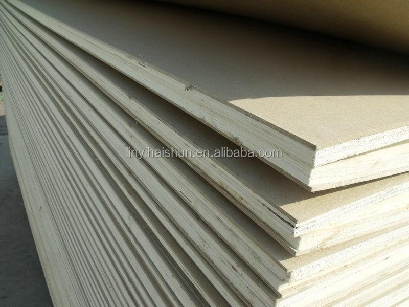 first-class waterproof medium density fiberboard/MDF board