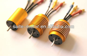 2 Pole 2040 rc car brushless motors with dc Inrunner motor