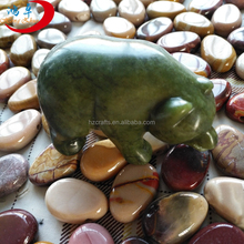 Antique Chinese Products Online Nephrite Jade Bear Carved Gemstone