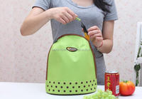 fashion student retain fresh travel bag picnic bag keep cold bag