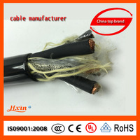 Flexible cable supplier direct supply 0.6/1kv power cable wire