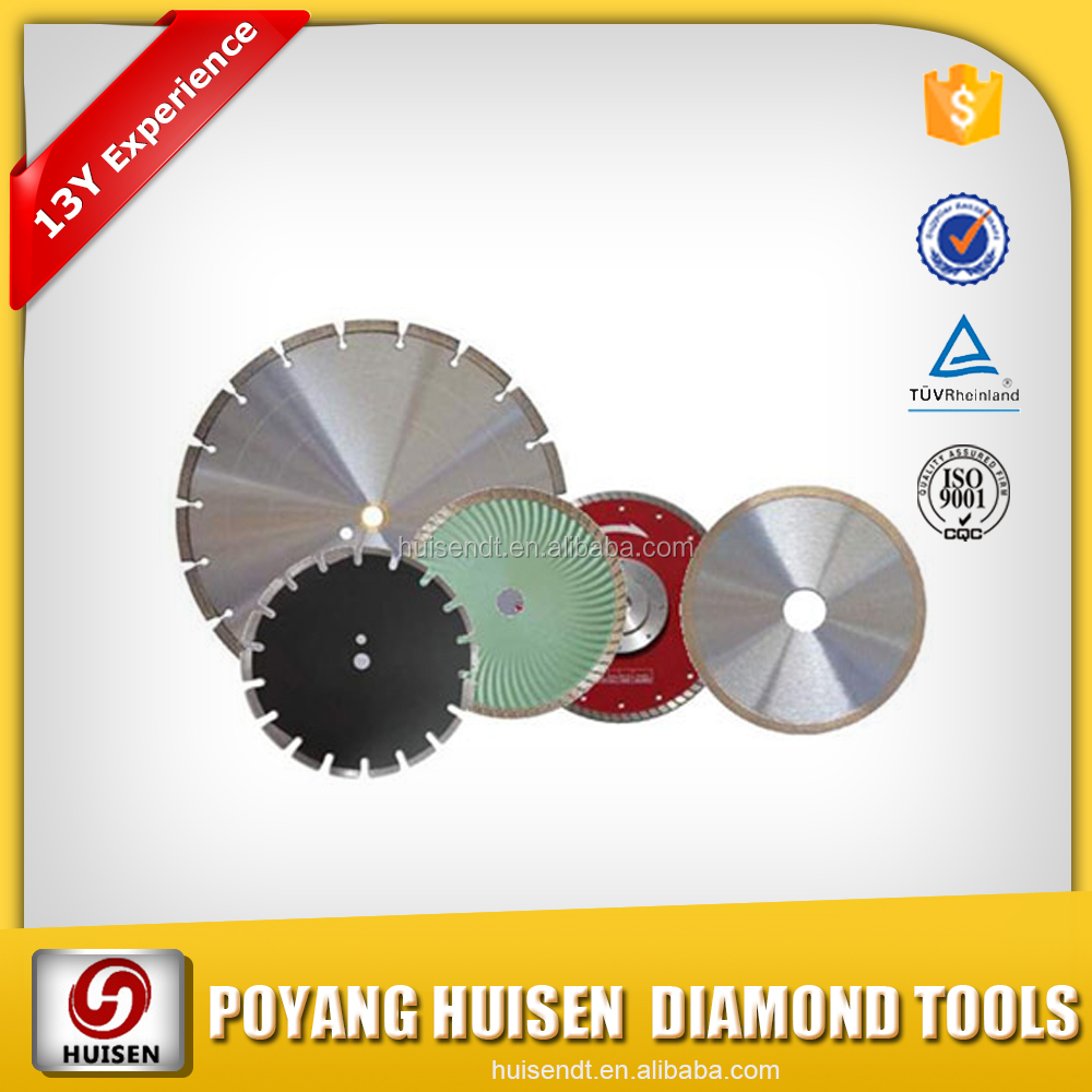 "14"" Saw Disc 350mm Circular Blade Concrete Cutting Saw Blades Provide BY HUISEN"