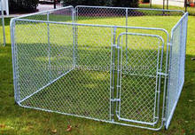 Galvanized Large Dog Fence Panel large dog kennel
