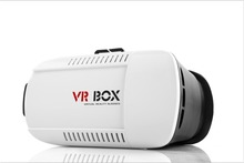 Head-Mounted 3D Glasses Type Vr Box for Video movies