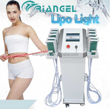 Lipo laser 2 wavelength 650nm&940nm for weight lose