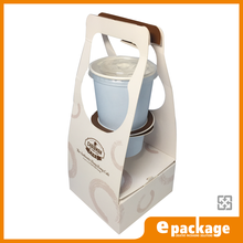 Take Away Paper cup and baking food holder with handle