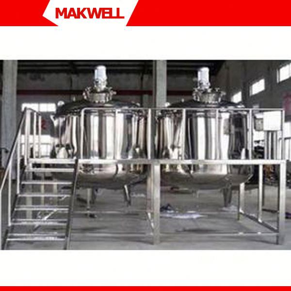 Chemical Mixing Equipment,Thermo Mixer,Industrial Chemical Mixer