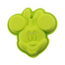 Mickey Mouse Silicone Bakeware Mold Bread Cake